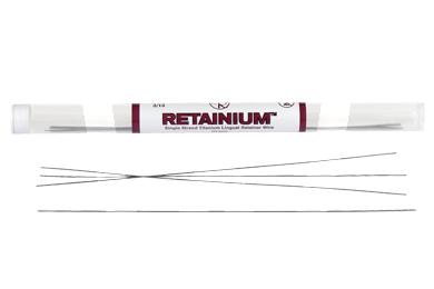 Product - RETAINIUM ALAMBRE RETENCIÓN LINGUAL SIN NIQUEL