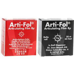 Product - ART-FOL BK25 ROJO 2 LADOS 8 MICRAS C/DISPENSADOR